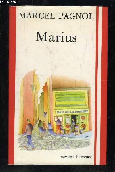 MARIUS PICE EN 3 ACTES ET 6 TABLEAUX.