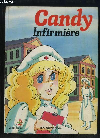 CANDY INFIRMIERE.
