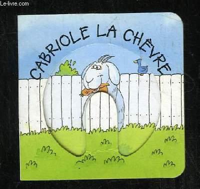 CABRIOLE LA CHEVRE.
