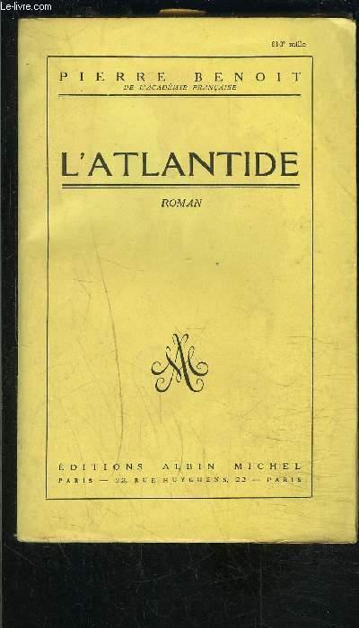 L ATLANTIDE