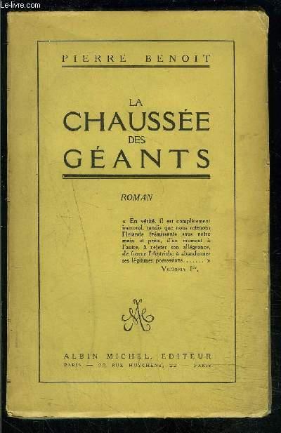 LA CHAUSSEE DES GEANTS