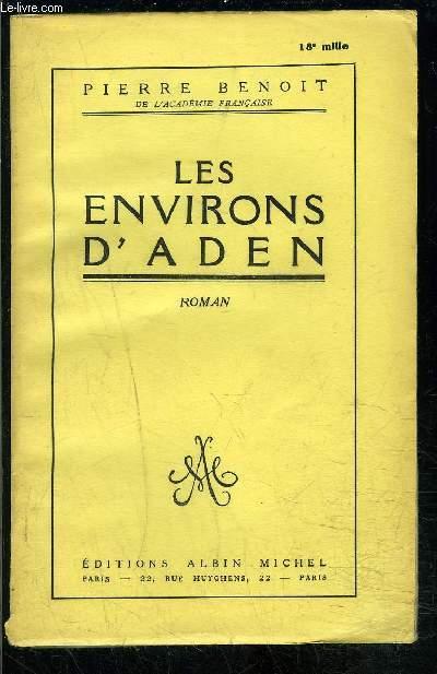 LES ENVIRONS D ADEN