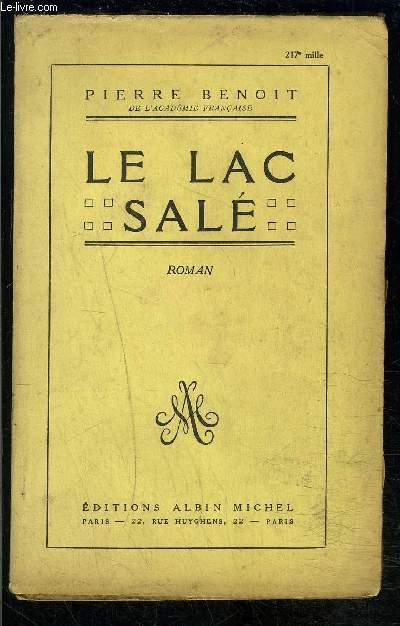 LE LAC SALE