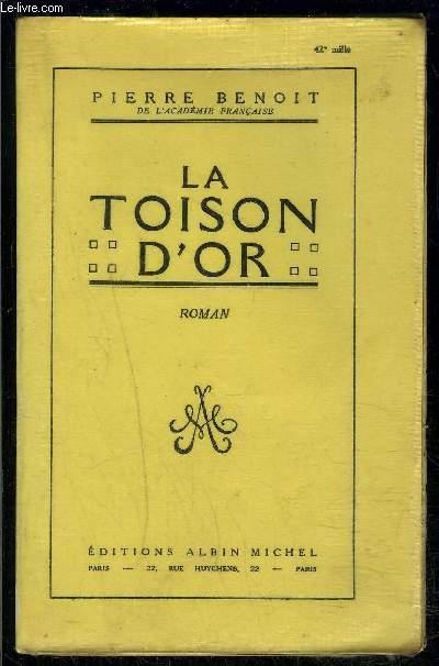 LA TOISON D OR