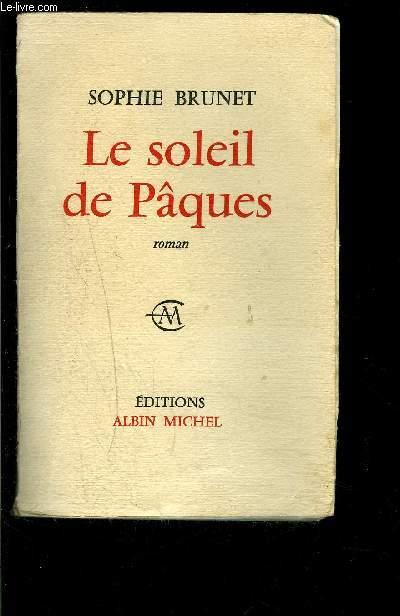 LE SOLEIL DE PAQUES