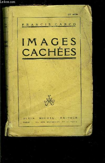 IMAGES CACHEES