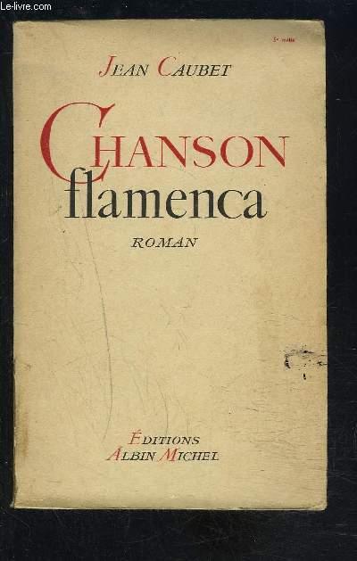 CHANSON FLAMENCA