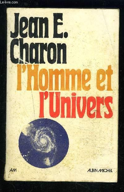 L HOMME ET L UNIVERS