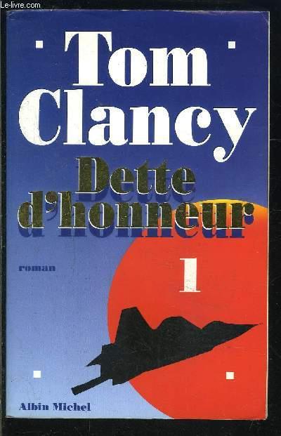 DETTE D HONNEUR 1.