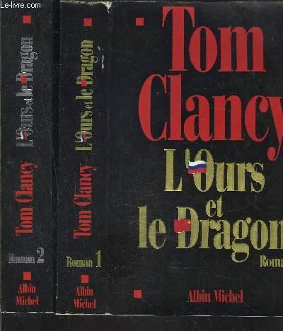 L OURS ET LE DRAGON- 2 TOMES EN 2 VOLUMES
