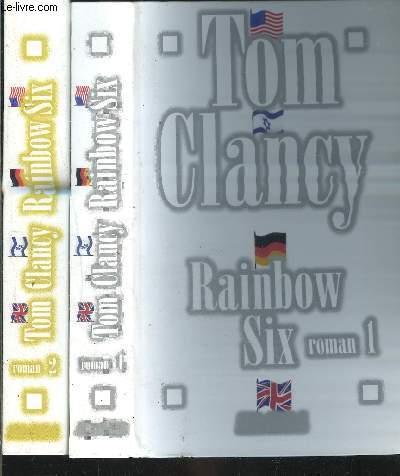 RAINBOW SIX- 2 TOMES EN 2 VOLUMES