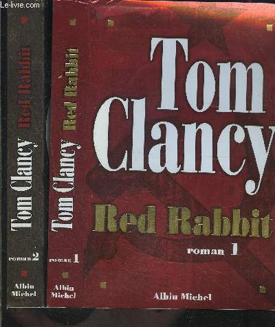 RED RABBIT- 2 TOMES EN 2 VOLUMES