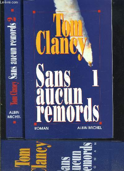 SANS AUCUN REMORDS- 2 TOMES EN 2 VOLUMES SOUS EMBOITAGE