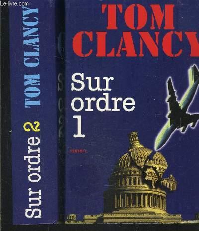 SUR ORDRE- 2 TOMES EN 2 VOLUMES