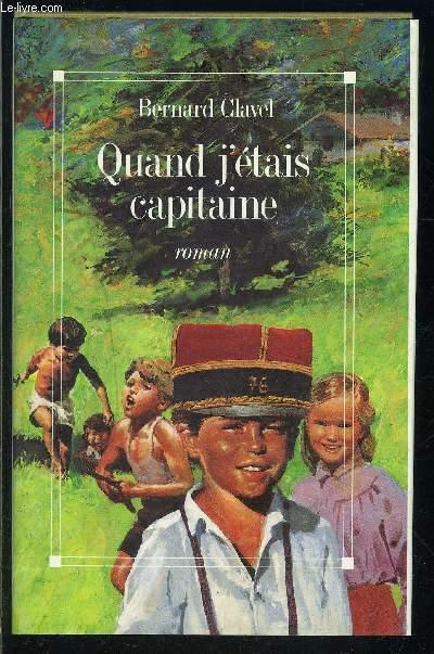 QUAND J ETAIS CAPITAINE