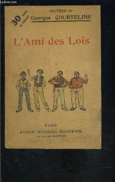L AMI DES LOIS- TOME 10