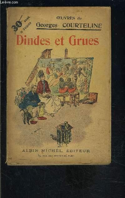 DINDES ET GRUES - TOME 14
