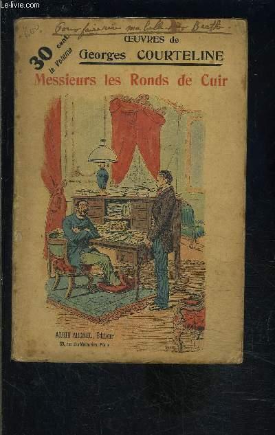 MESSIEURS LES RONDS DE CUIR- TOME 17