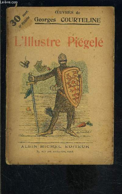 L ILLUSTRE PIEGELE - TOME 23