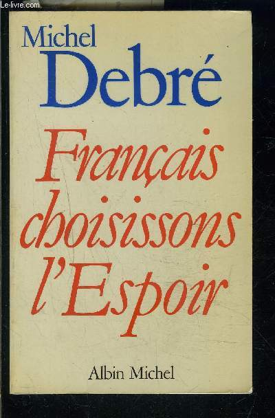 FRANCAIS CHOISISSONS L ESPOIR