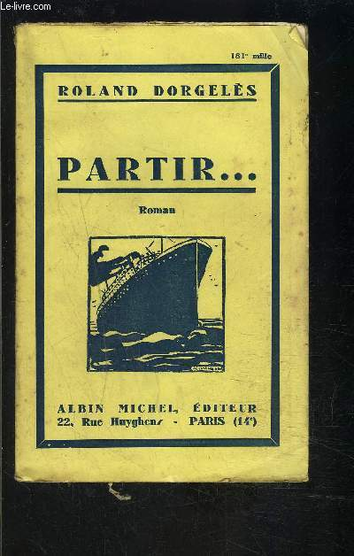 PARTIR...