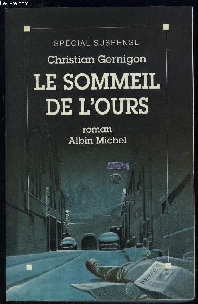 LE SOMMEIL DE L OURS