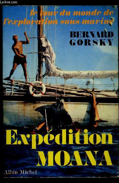 EXPEDITION MOANA