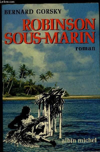 ROBINSON SOUS MARIN