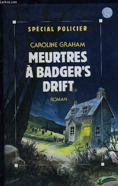 MEURTRES A BADGER'S DRIFT
