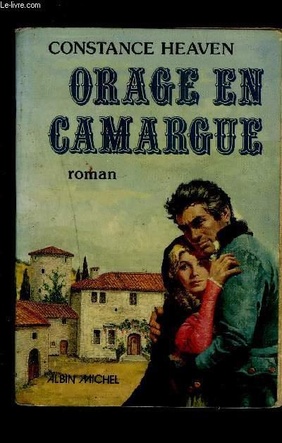 ORAGE EN CAMARGUE