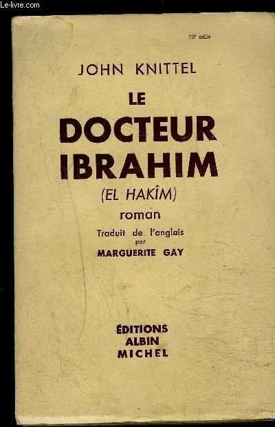 LE DOCTEUR IBRAHIM