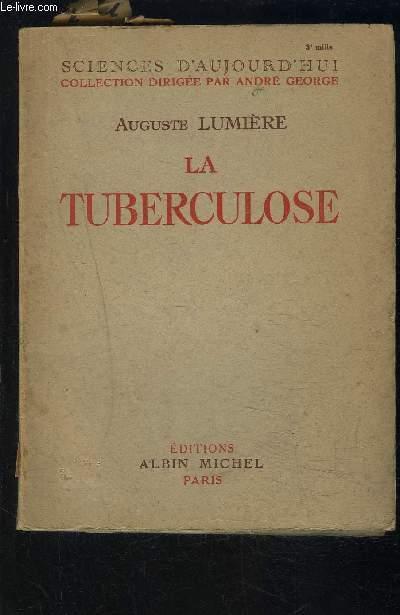LA TUBERCULOSE- MALADIE CONGENITALE