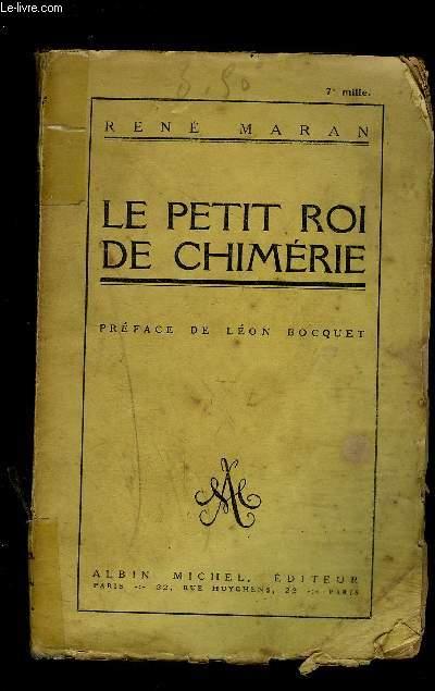 LE PETIT ROI DE CHIMERIE- CONTE