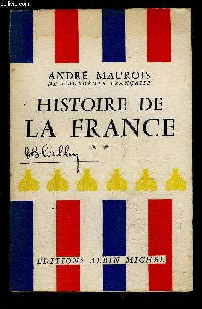 HISTOIRE DE LA FRANDE- TOME 2- 1 SEUL VOLUME