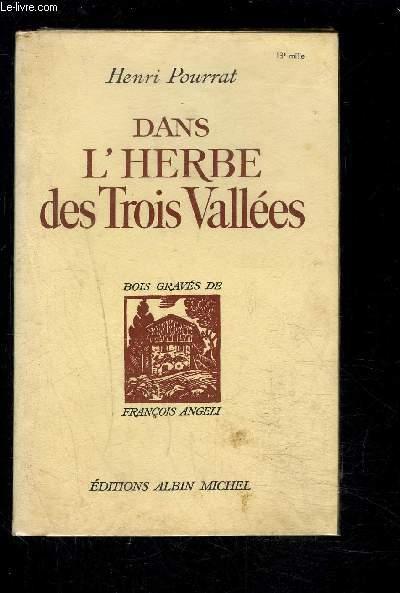 DANS L HERBE DES TROIS VALLEES