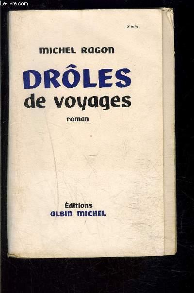 DROLES DE VOYAGES