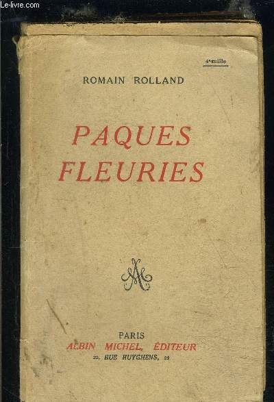PAQUES FLEURIES