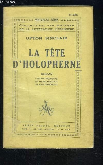 LA TETE D HOLOPHERNE
