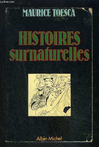 HISTOIRES SURNATURELLES