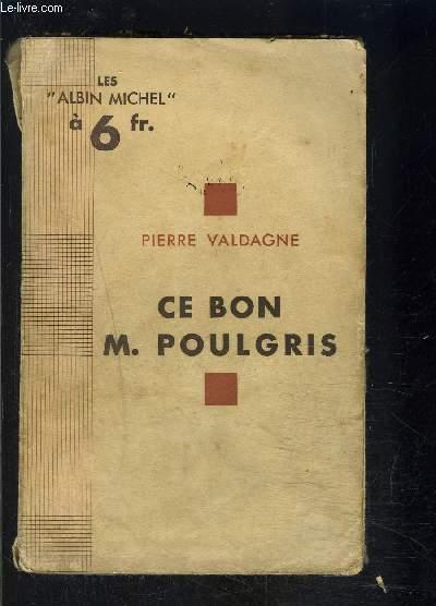 CE BON M.POULGRIS