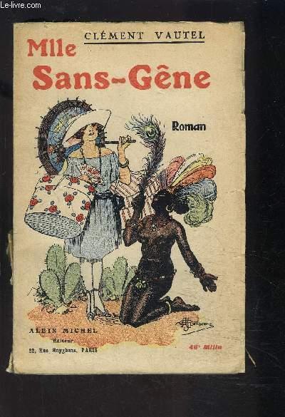 Mlle SANS GENE