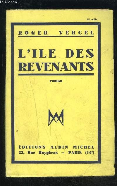 L ILE DES REVENANTS