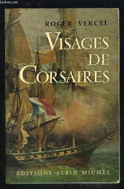 VISAGES DE CORSAIRES