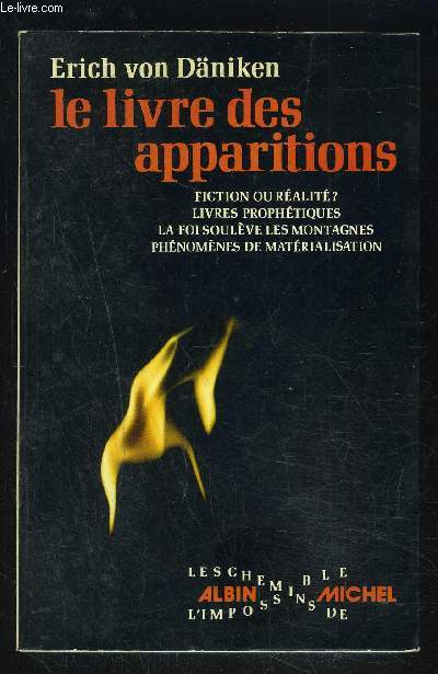 LE LIVRE DES APPARITIONS
