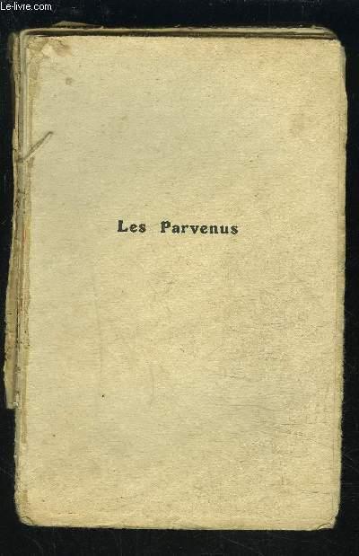 LES PARVENUS