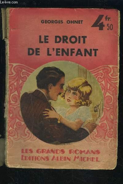LE DROIT DE L ENFANT