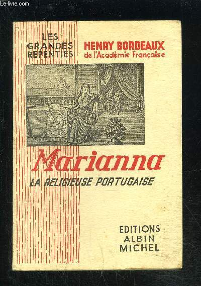 MARIANNA- LA RELIGIEUSE PORTUGAISE