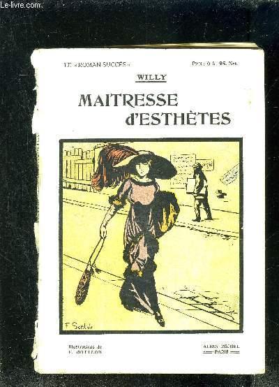 MAITRESSE D ESTHETES