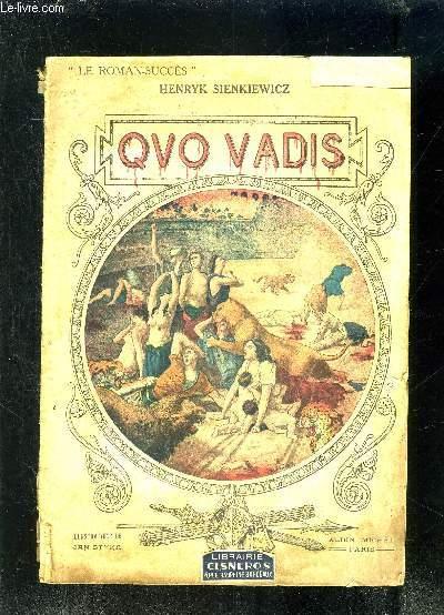 QVO VADIS