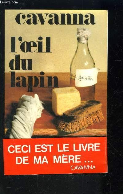L OEIL DU LAPIN